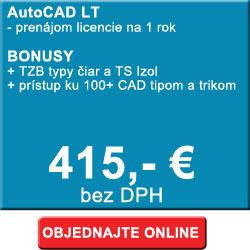 AutoCAD LT + BONUSy