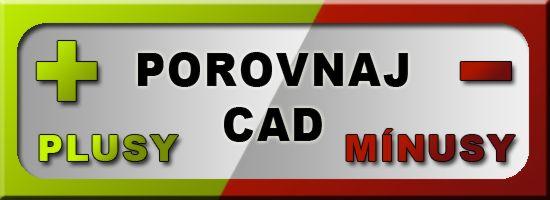 Porovnanie DWG alternatív AutoCADu
