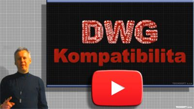 DWG kompatibilita - Test CAD systémů