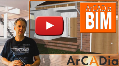 ArCADia - DWG BIM CAD