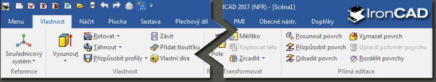 IRONCAD - Česká verzia