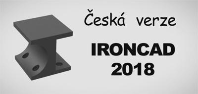 IRONCAD 2018 CZ