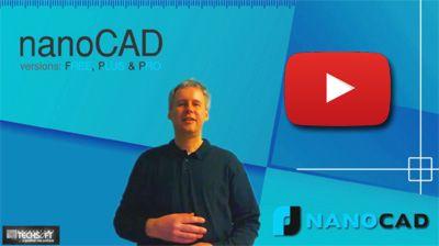 nanoCAD - Predstavenie