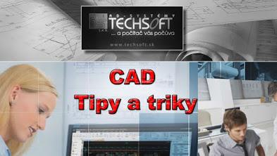 CAD Tipy a triky