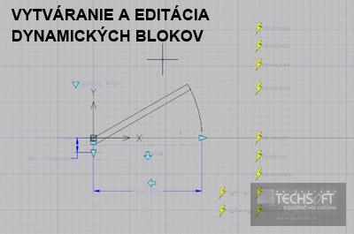 Editácia dynamických blokov