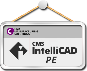 CMS IntelliCAD PE