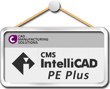 CMS IntelliCAD PE Plus